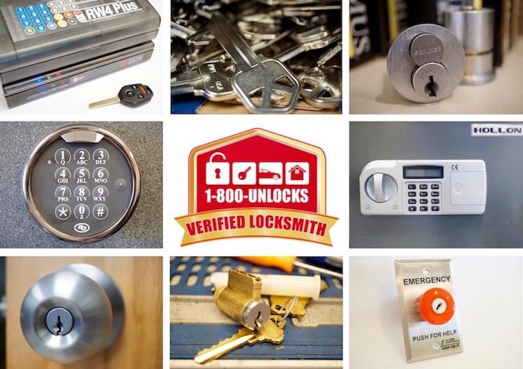 Find a locksmith with 1800unlocks. Local locksmiths nearby.