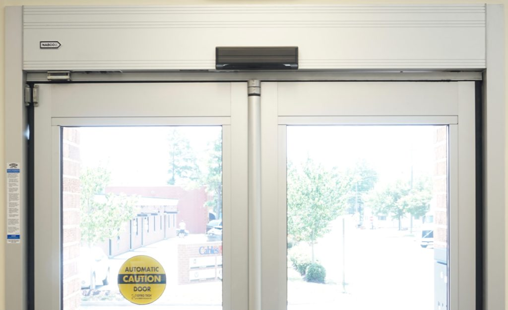 Nabco-Automatic-Door-Service