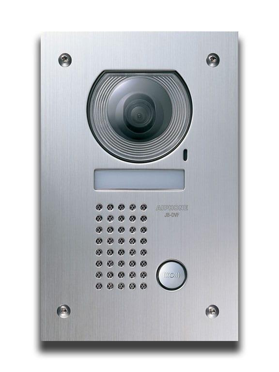 Aiphone-intercom-door-buzzer-camera