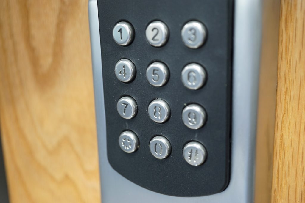 Keypad-Lock-Smart