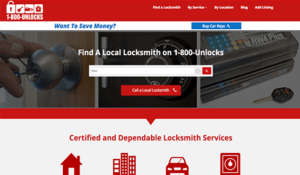 Get verified and listed on 1-800-Unlocks and gain new customers