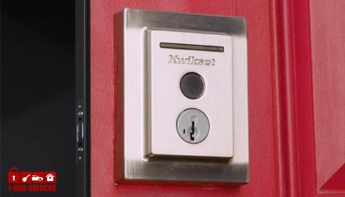 Kwikset Halo Touch Smart Door Lock