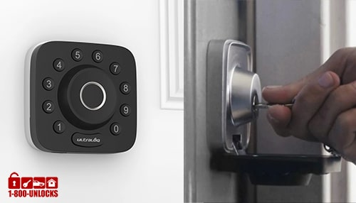 ULTRALOQ U-Bolt Pro Smart Lock